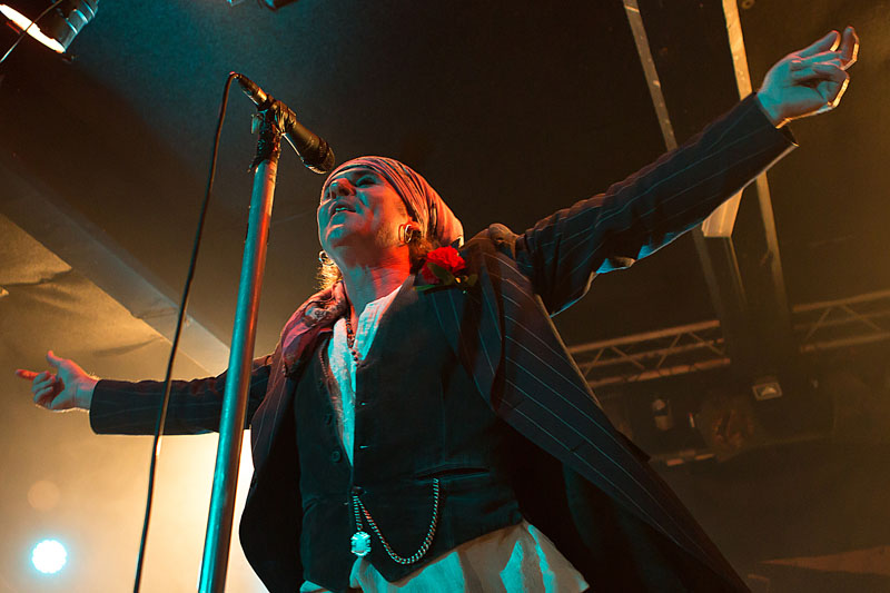 The Quireboys - Sheffield Corporation, 27 November 2014