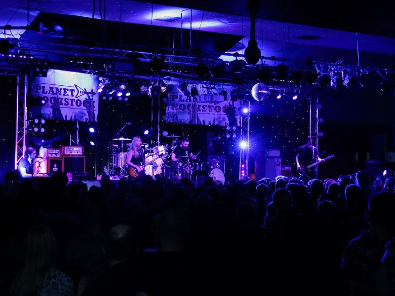 PLANET ROCKSTOCK - Porthcawl, 5 December 2014
