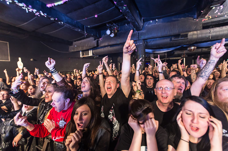 Winter Rocks - Sheffield Corporation, 6 December 2014
