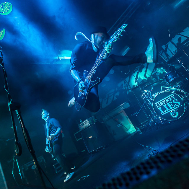 Eureka Machines - Winter Rocks, Sheffield Corporation, 6 December 2014