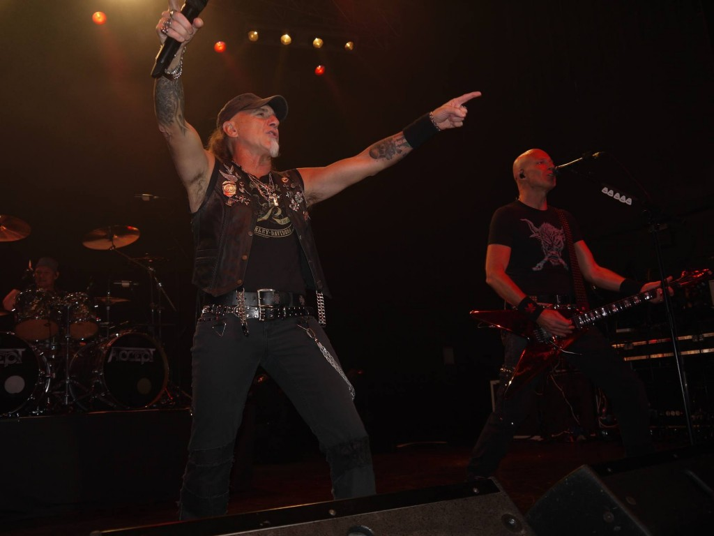 Accept – The Forum, London, 27 November 2014