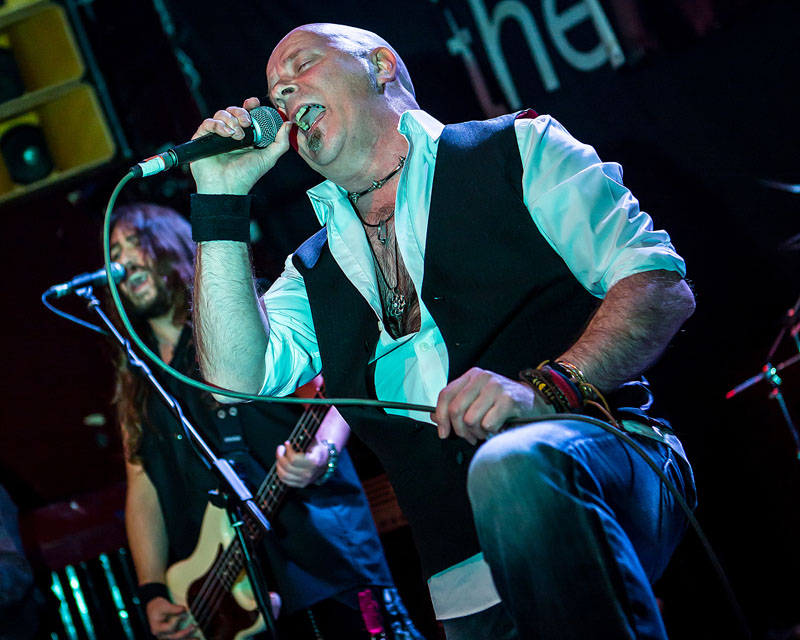 Lawless - The Sugarmill, Stoke, 27 December 2014