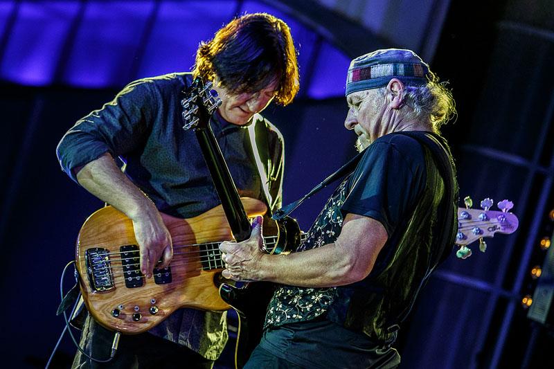 Martin Barre - Great British Rock & Blues Festival 2015