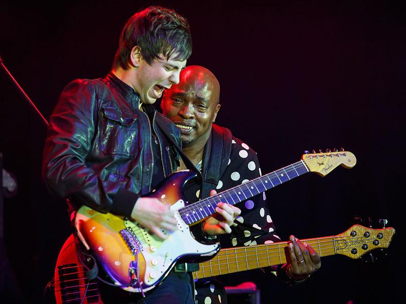Laurence Jones - Great British Rock & Blues Festival 2015