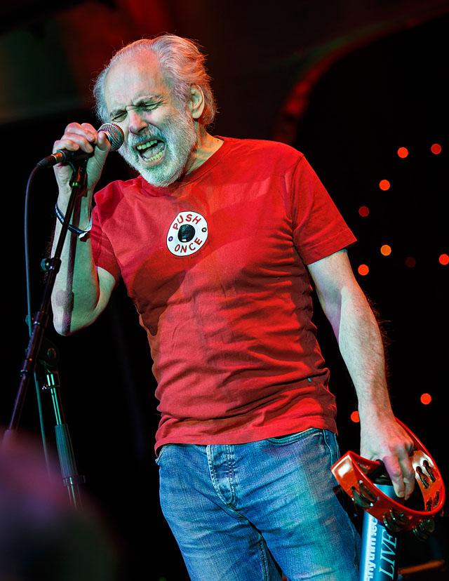 Pete Brown - Great British Rock & Blues Festival 2015