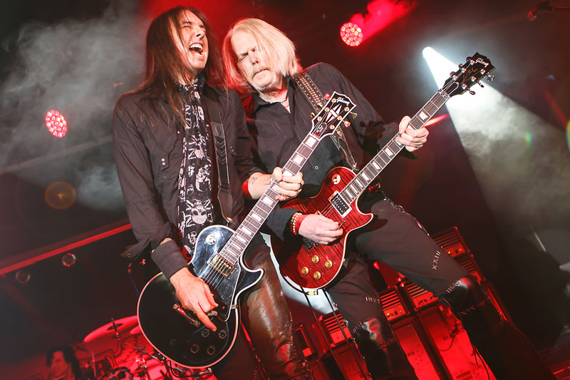 Black Star Riders - Giants Of Rock, Minehead, 6-8 February 2015