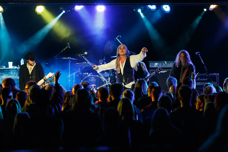 The Quireboys - Giants Of Rock, Minehead, 6-8 February 2015