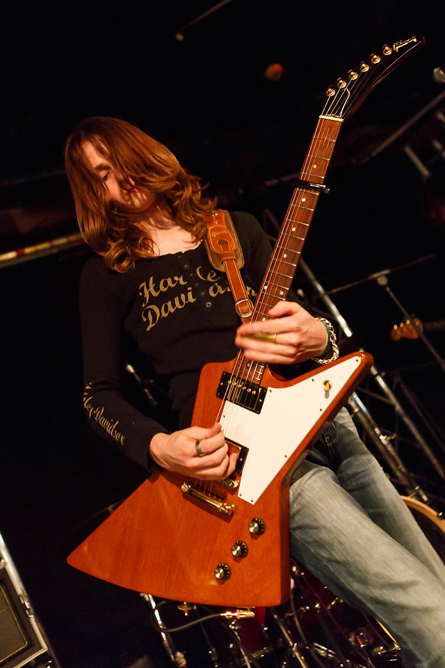 Aaron Keylock - Giants Of Rock, Minehead, 6-8 February 2015