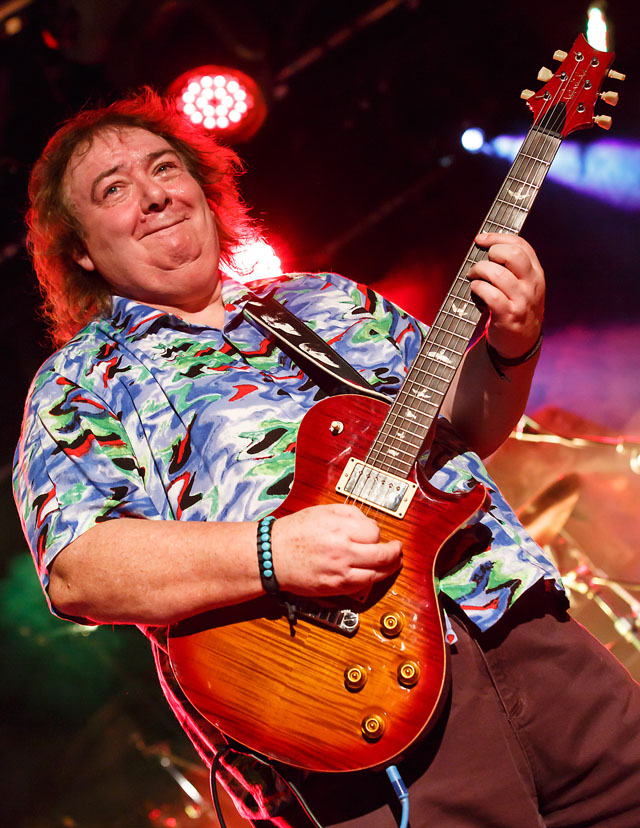 Bernie Marsden - Giants Of Rock, Minehead, 6-8 February 2015