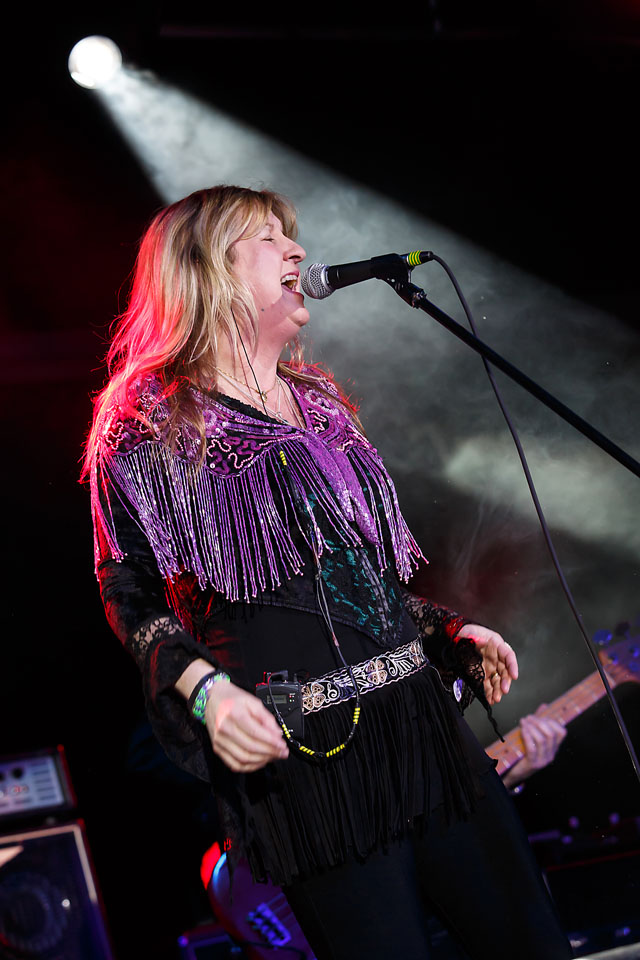 Deborah Bonham - Giants Of Rock, Minehead, 6-8 February 2015