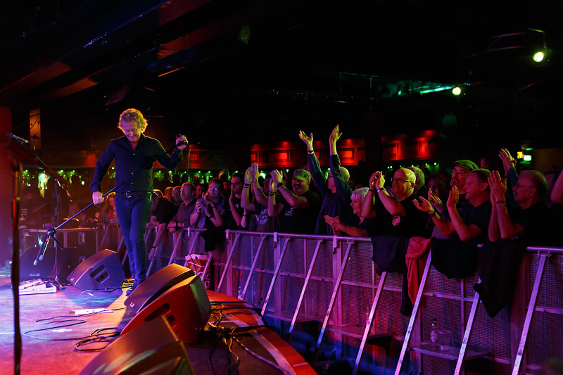 Manfred Mann's Earth Band - Giants Of Rock, Minehead, 6-8 February 2015