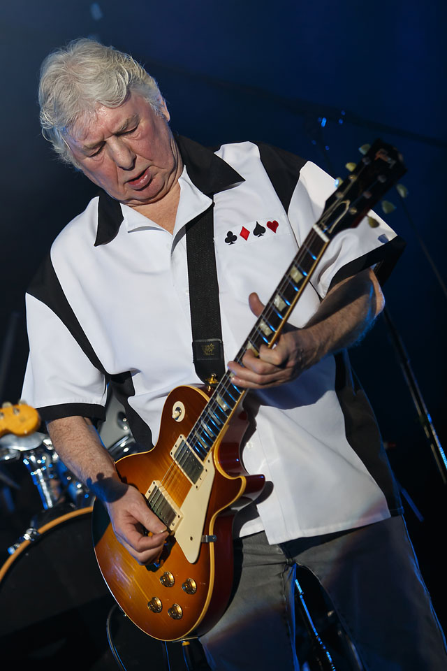 Mick Ralphs - Giants Of Rock, Minehead, 6-8 February 2015