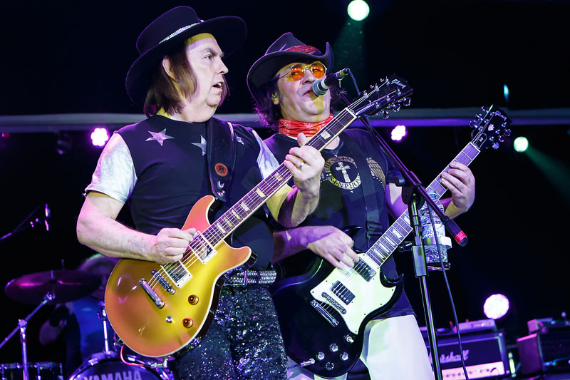 Slade - Giants Of Rock, Minehead, 6-8 February 2015