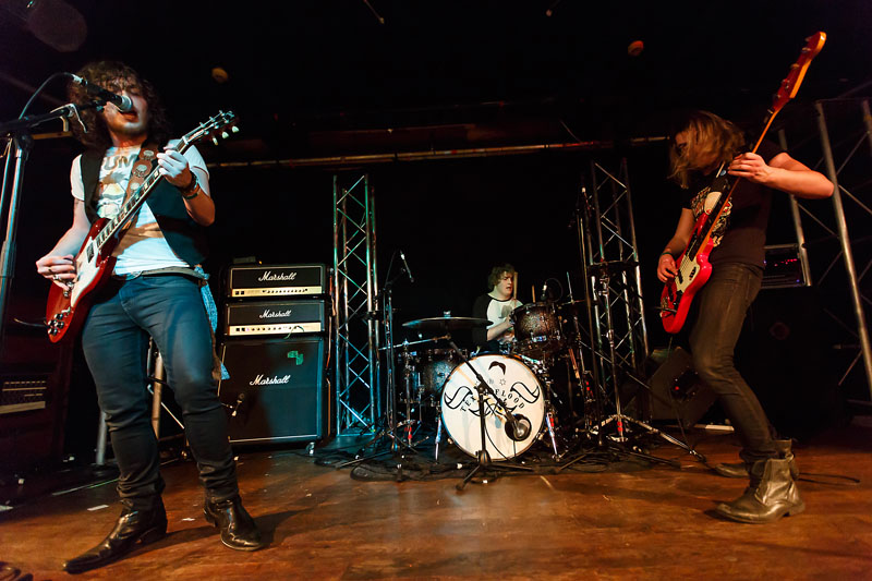 The Texas Flood - Giants Of Rock, Minehead, 6-8 February 2015