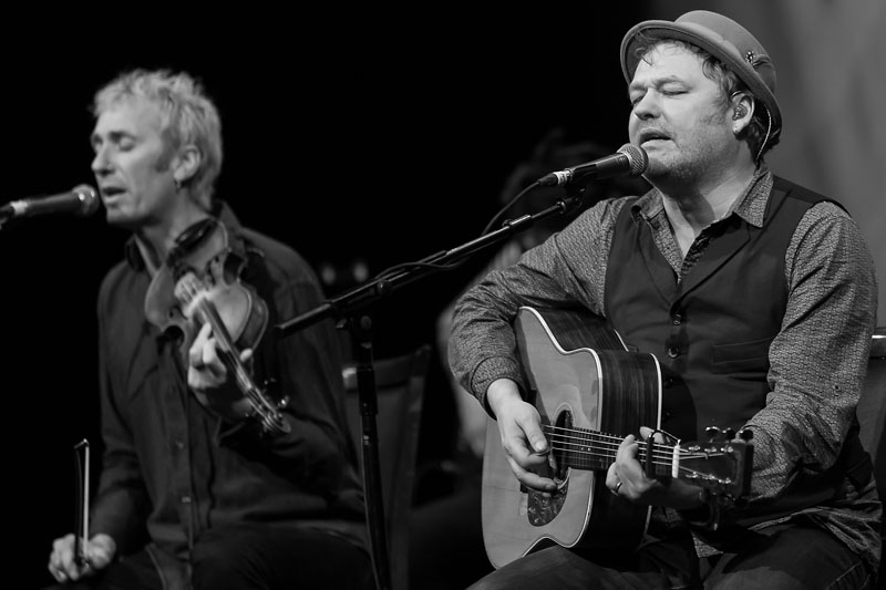 Levellers - Buxton Opera House, 5 March 2015
