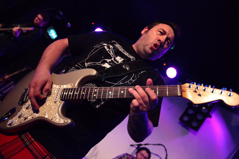 King King - The Globe, Cardiff, 8 March 2015