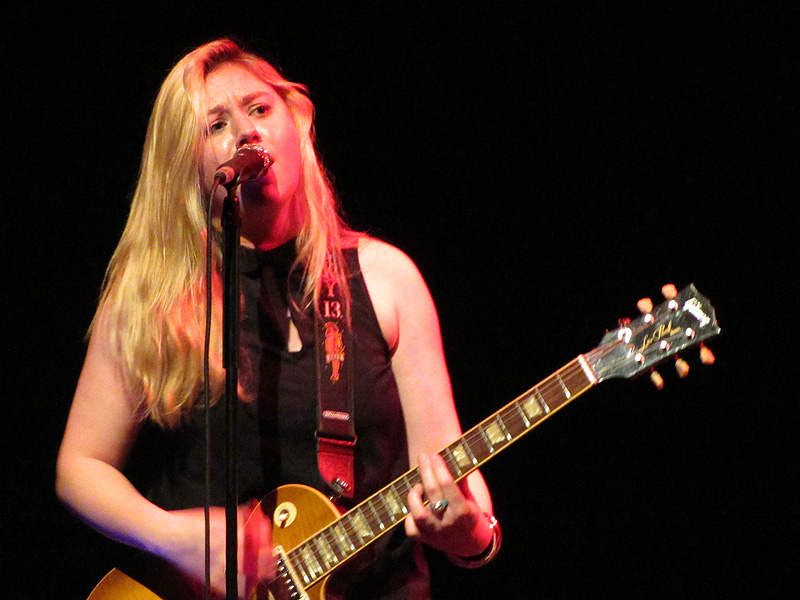Joanne Shaw Taylor - The Lowry, Salford, 29 March 2015