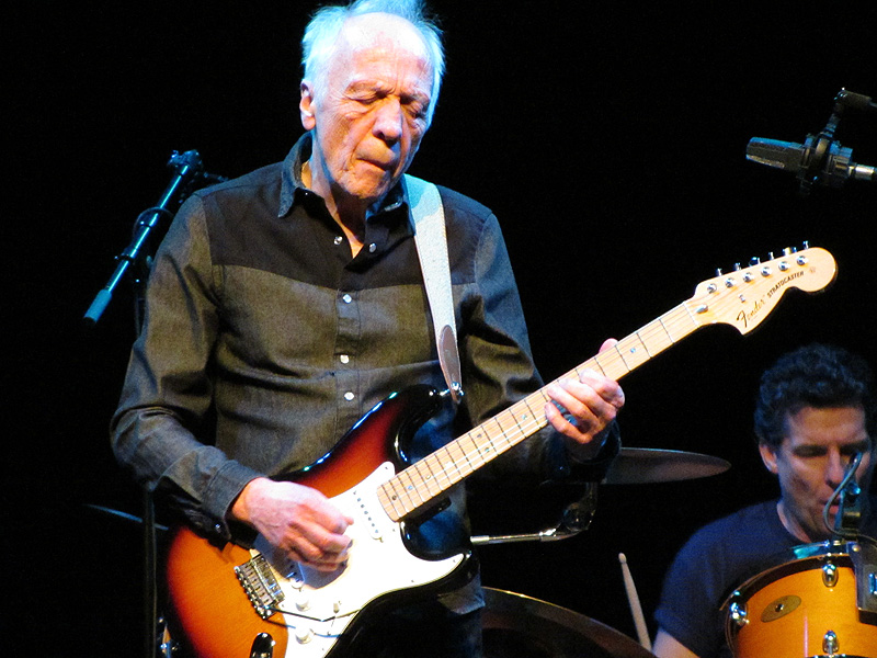 ROBIN TROWER - The Lowry, Salford, 29 March 2015