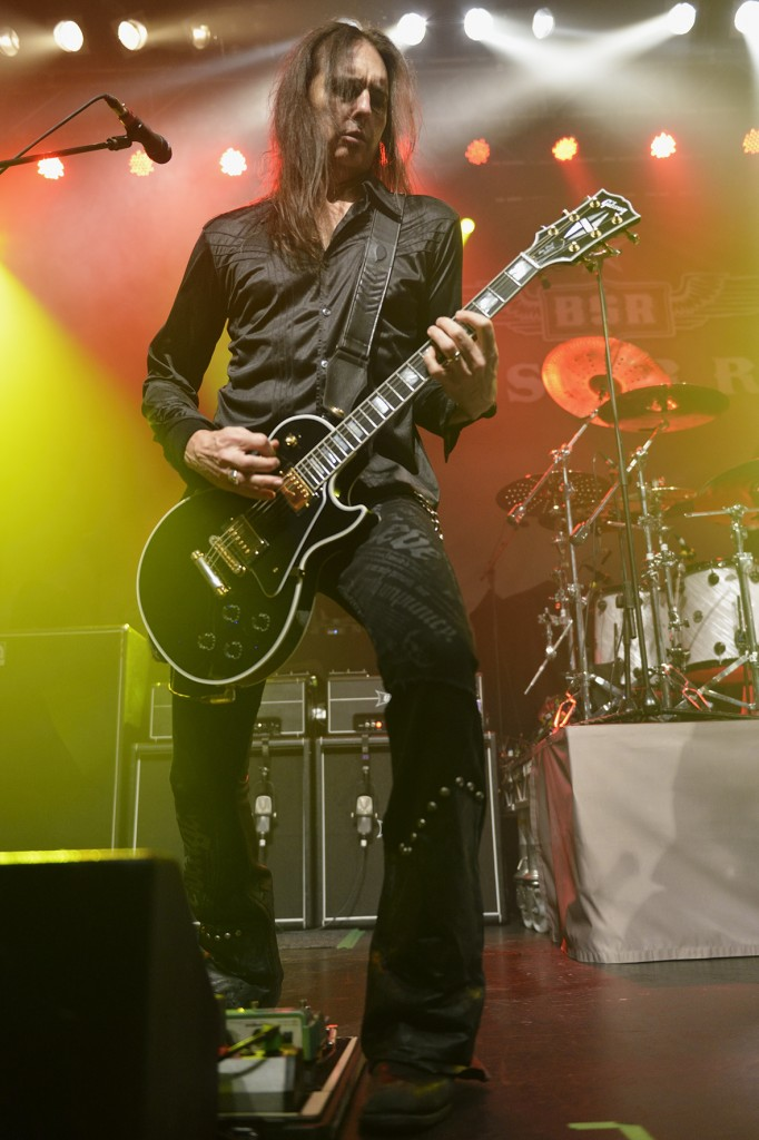 BLACK STAR RIDERS/ EUROPE – 02 ABC, Glasgow, 5 March 2015