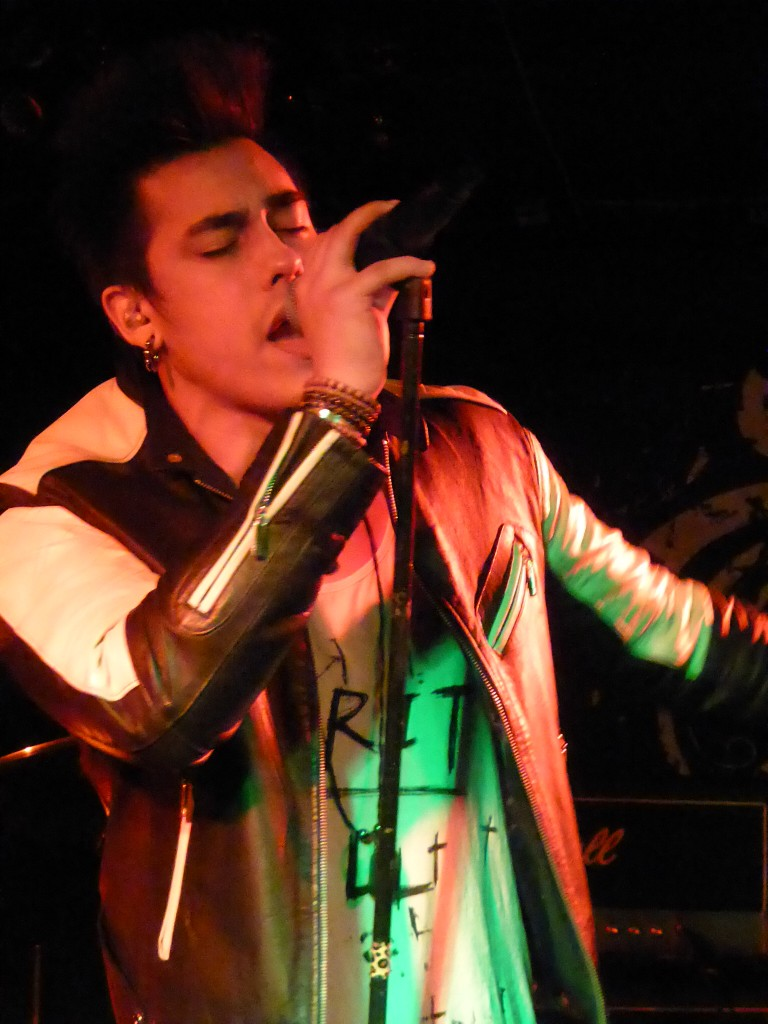 ECLIPSE, TAINTED NATION, REACH - Camden Underworld, London, 10 March 2015