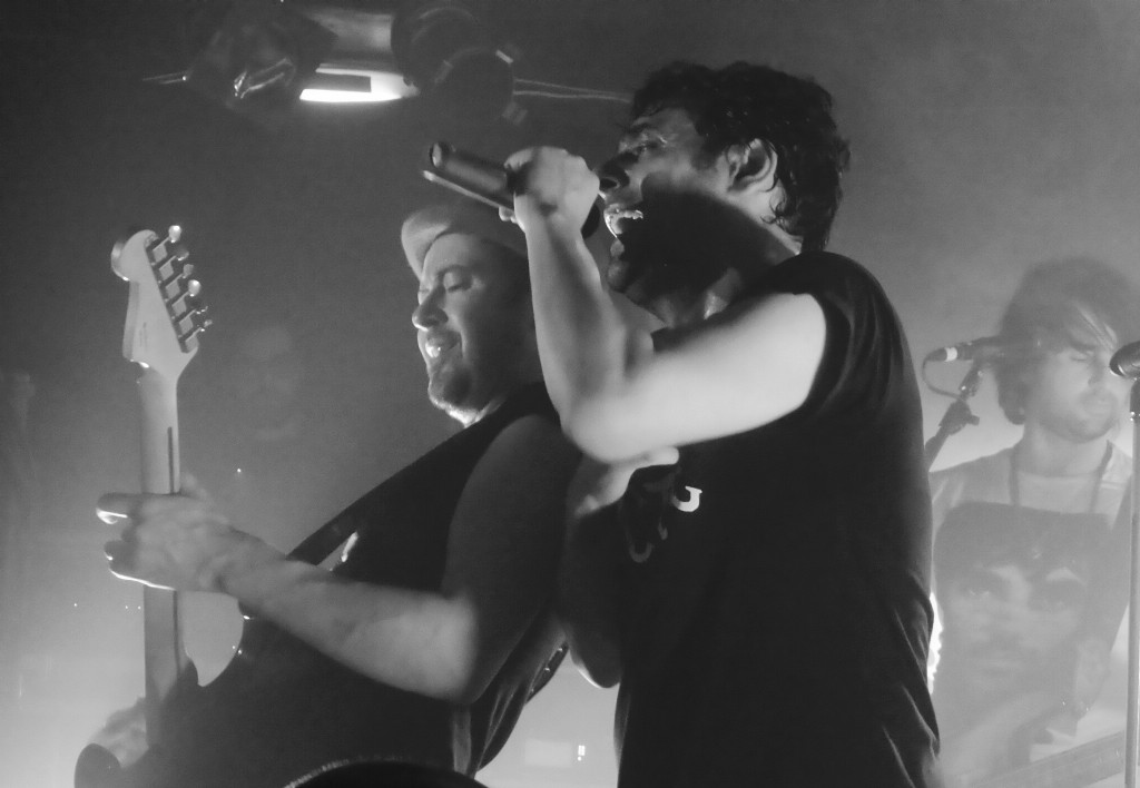 GUN - Camden Underworld, London, 24 March 2015