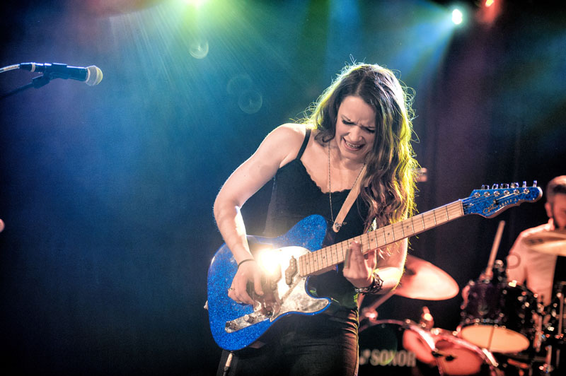 Erja Lyttinen - Finnish Blues Awards 2015
