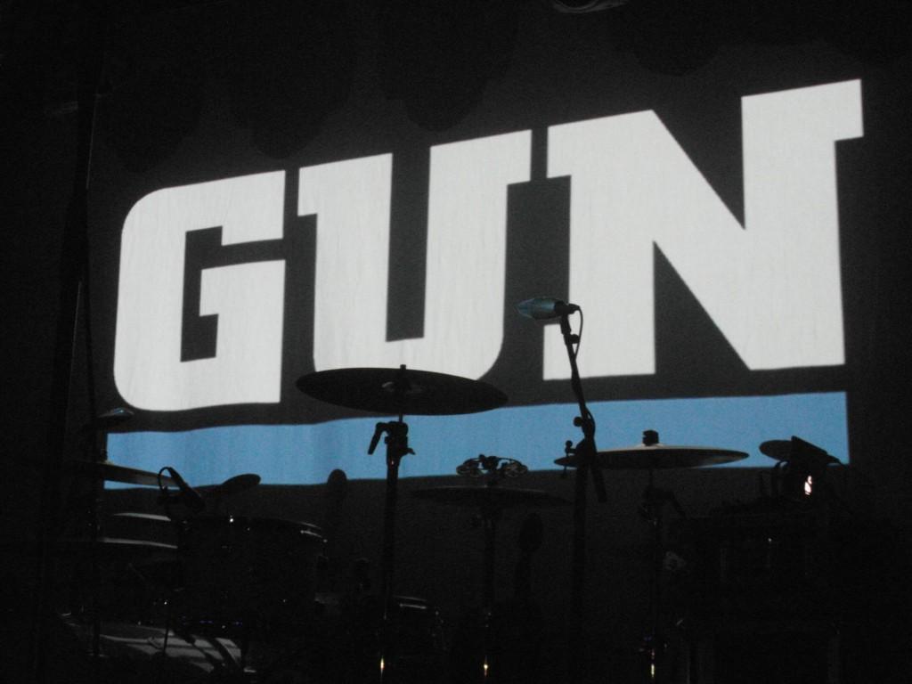GUN – Liquid Rooms, Edinburgh, 10 March 2015