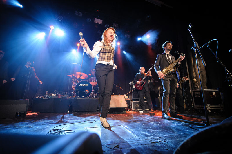 Huff 'N' Puff - Finnish Blues Awards 2015
