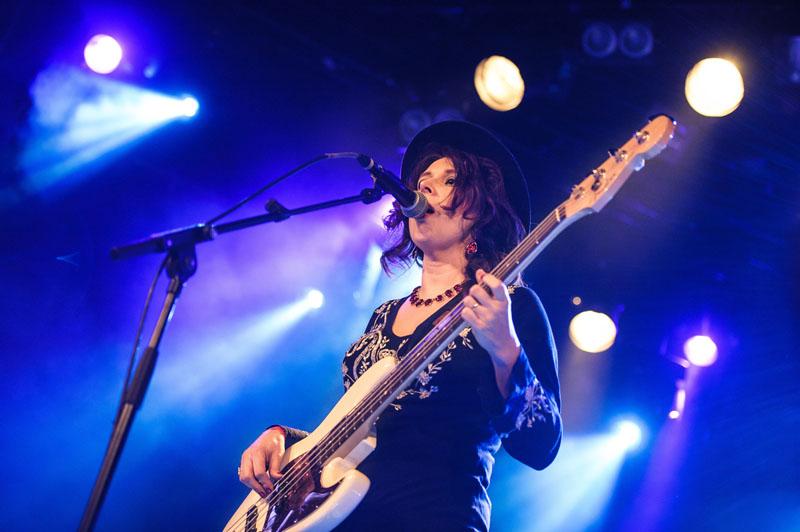 Lena - Finnish Blues Awards 2015