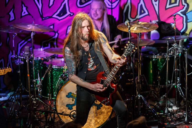 Bonafide - Live Rooms, Chester, 19 March 2015