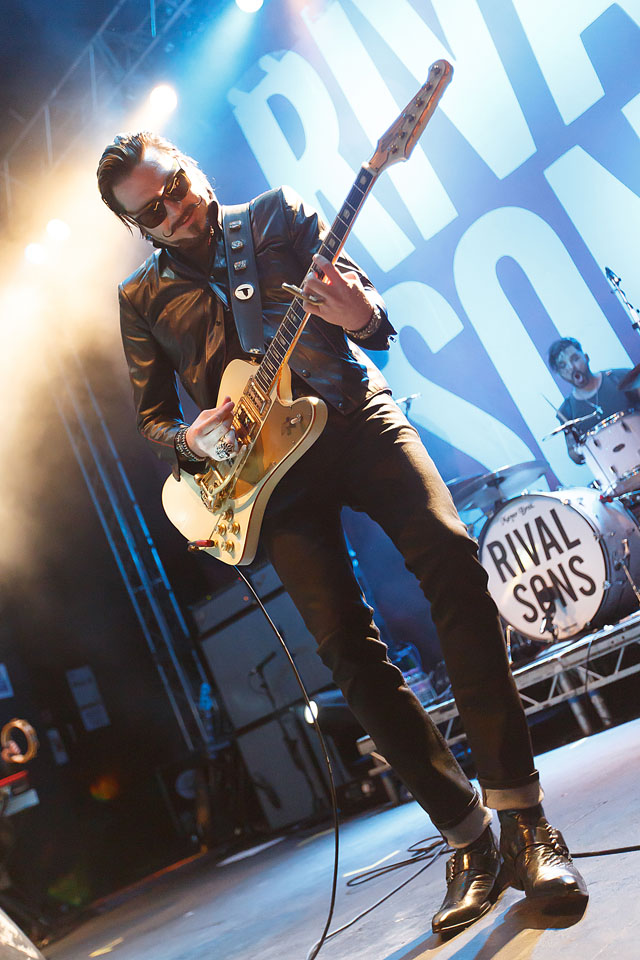 Rival Sons - O2 Academy, Leeds, 28 March 2015