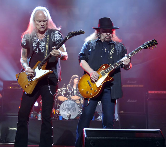 Lynyrd Skynyrd - Manchester Apollo, 22 April 2015