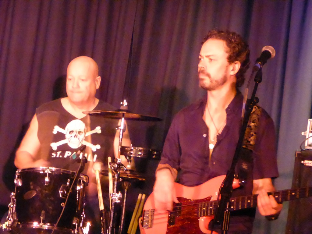 PAT MCMANUS BAND - The Rock Den, Hatfield, 28 March 2015