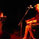 DAN REED AND DANNY VAUGHN - Camden Underworld, London, 31 March 2015