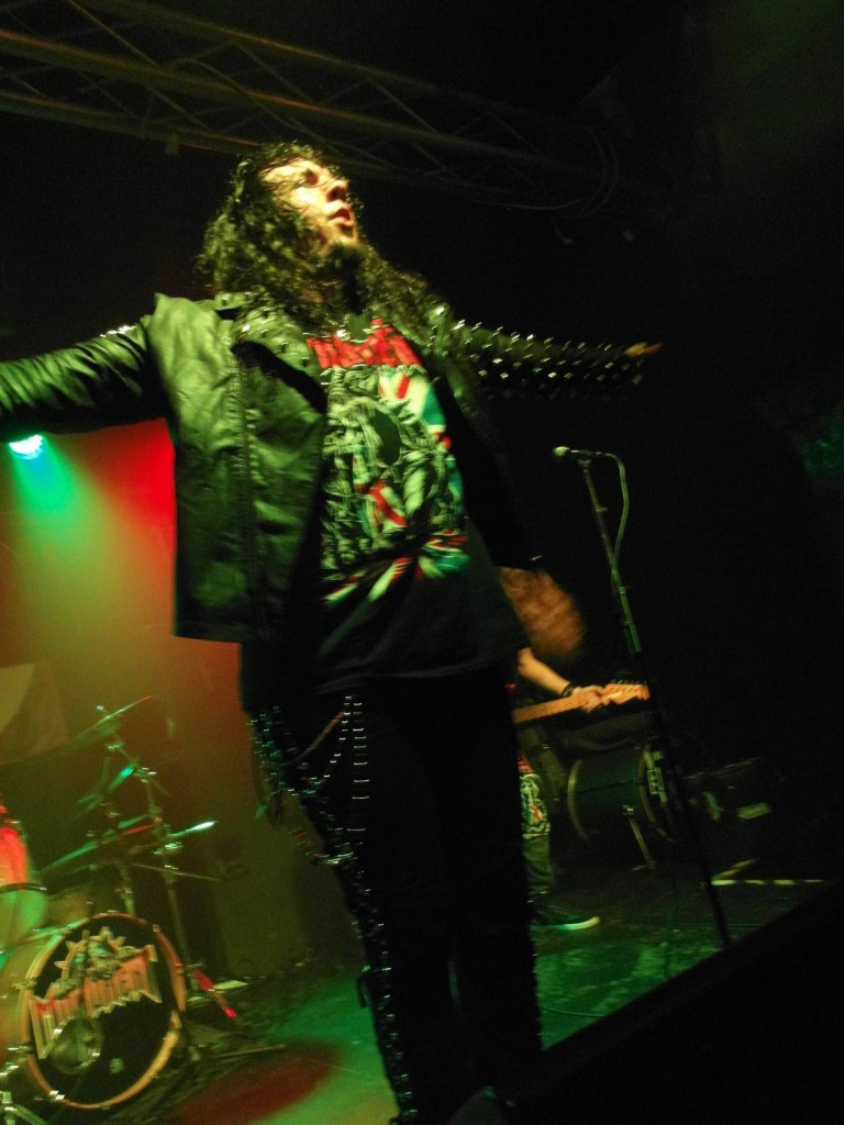 Monument – Audio, Glasgow, 14 April 2015