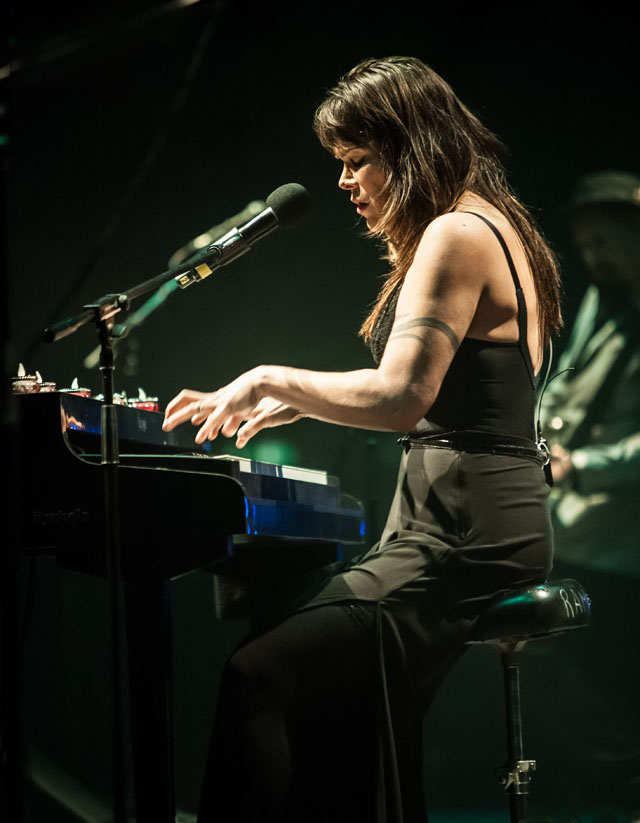 BETH HART, The Barbican, London, 8 May 2015