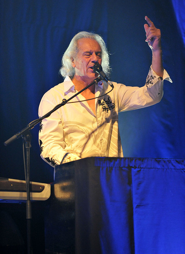 Uriah Heep - The Old Market, Brighton, 10 May 2015