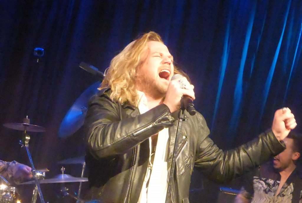 INGLORIOUS- The Hippodrome, London, 13 May 2015