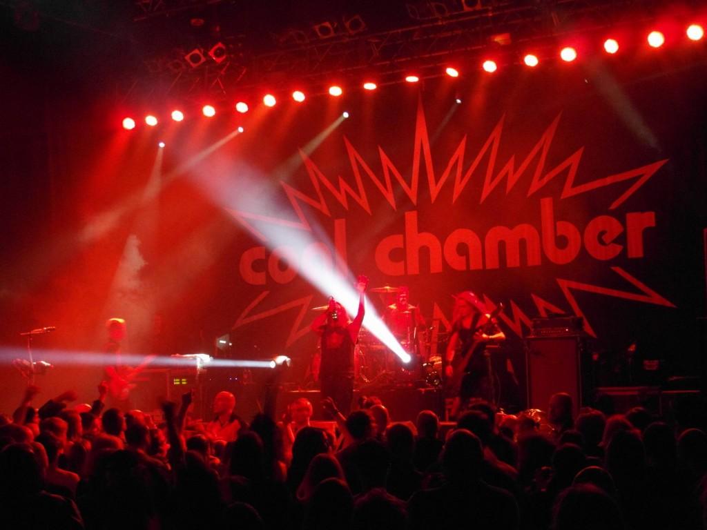 COAL CHAMBER – ABC, Glasgow, 24 May 2015