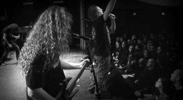 VOIVOD – The Underworld, Camden, London 20 May 2015