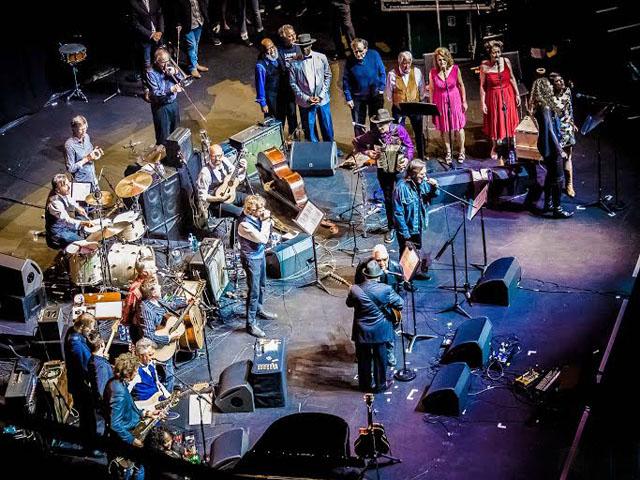 Lead Belly Fest, Royal Albert Hall, London, 15 June 2015