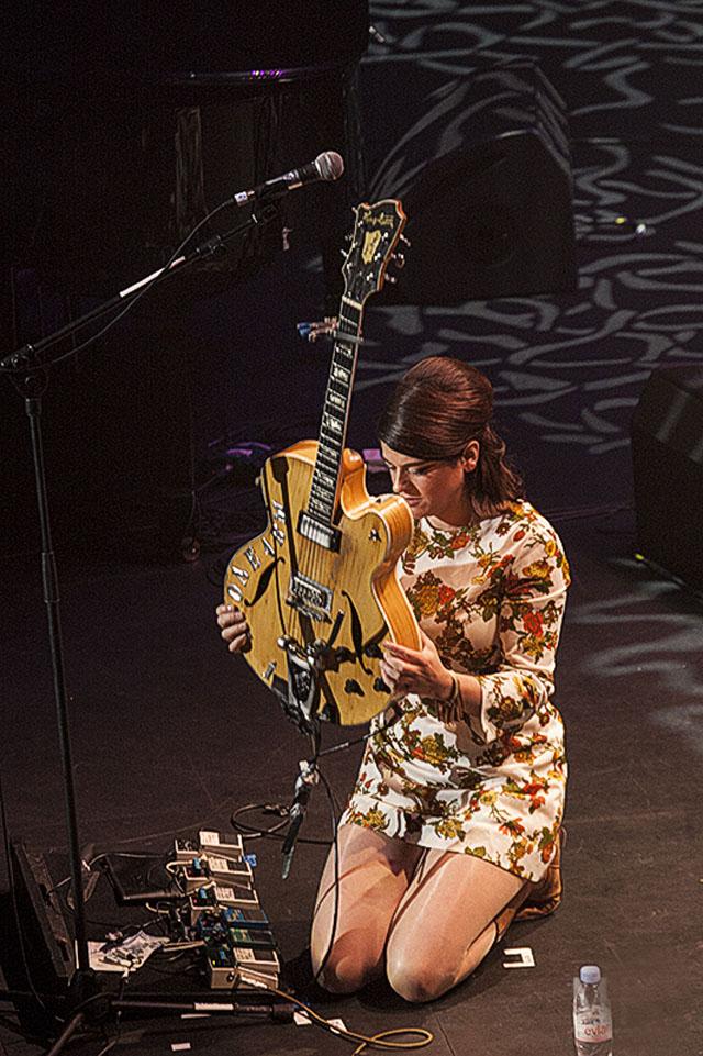 Gemma Ray - Lead Belly Fest, Royal Albert Hall, London, 15 June 2015