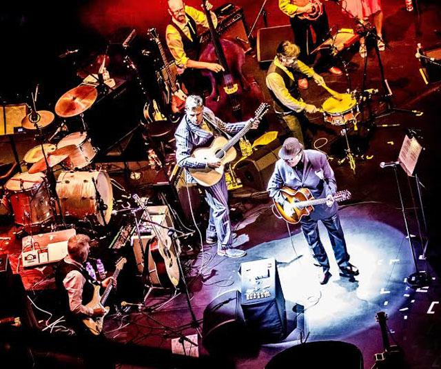 Van Morrison - Lead Belly Fest, Royal Albert Hall, London, 15 June 2015