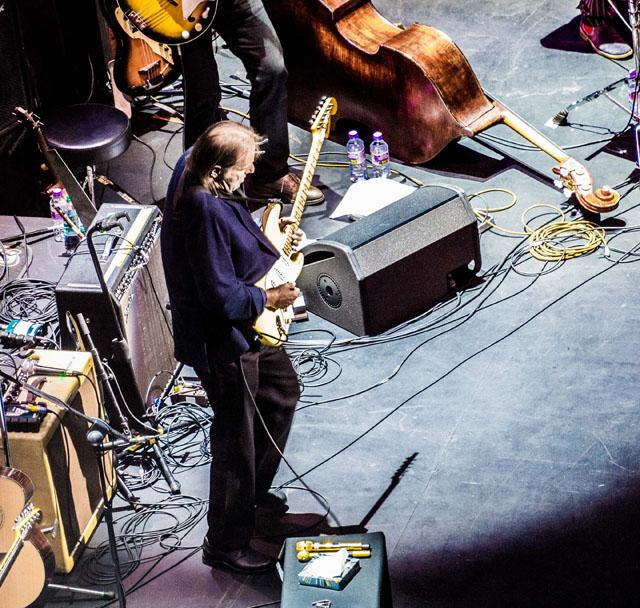 Walter Trout - Lead Belly Fest, Royal Albert Hall, London, 15 June 2015