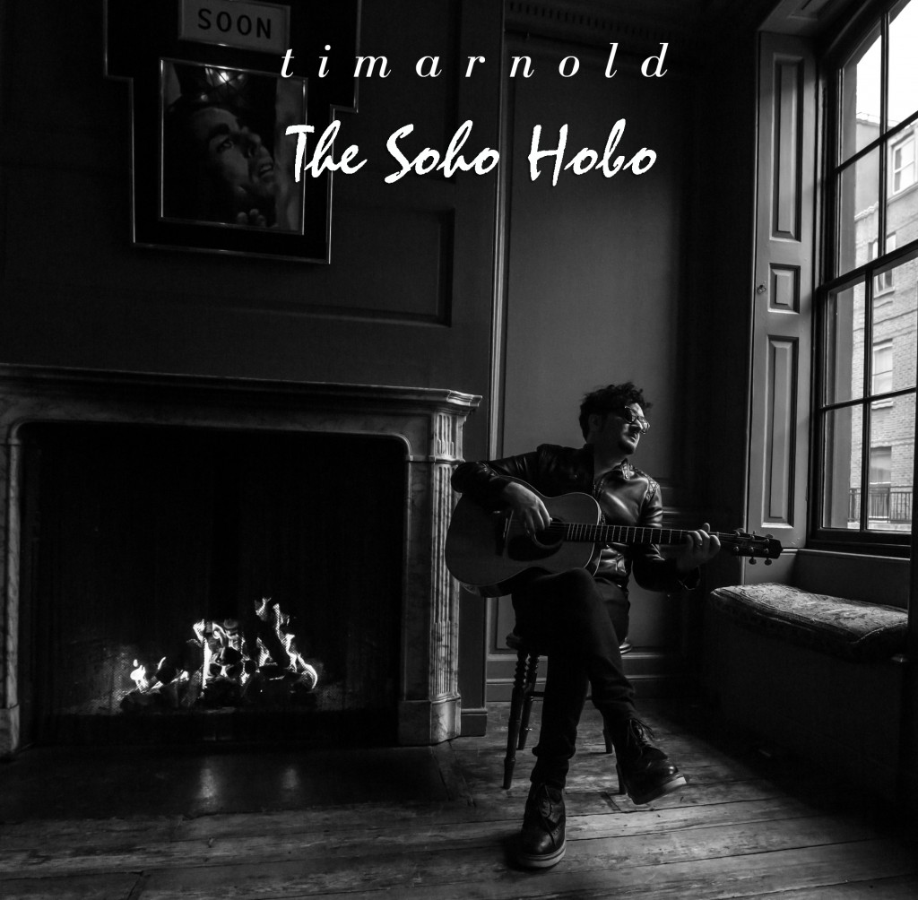 Tim Arnold - The Soho Hobo - album cover.