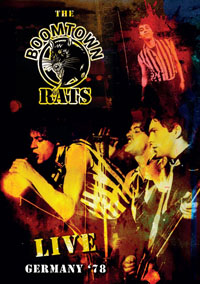 THE BOOMTOWN RATS - Live, Germany '78