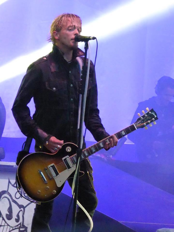 Black Stone Cherry - DOWNLOAD FESTIVAL – DAY 1,12 June 2015
