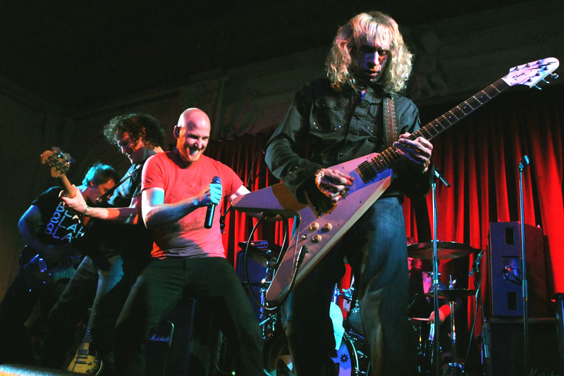 DIAMOND HEAD – Bush Hall, Shepherds Bush, London, 18 July 2015