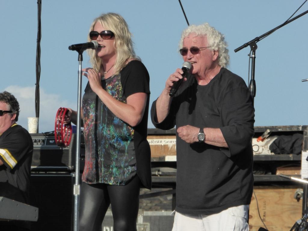 Jefferson Starship - MOONDANCE JAM, Walker, Minnesota, USA, 16-18 July 2015