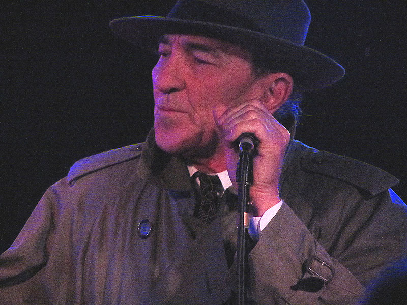 THE TUBES - Club Academy, Manchester, 8 August 2015